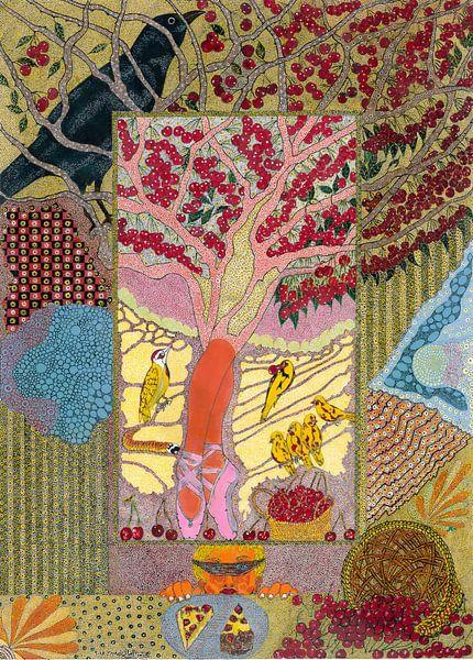 Cherry Dancer van Mohamed Hamida