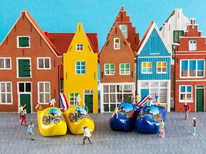 Niederländische Szene