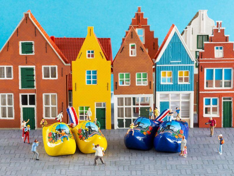 Niederländische Szene von Sandra Perquin