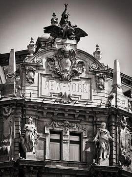 Budapest - New York Café van Alexander Voss