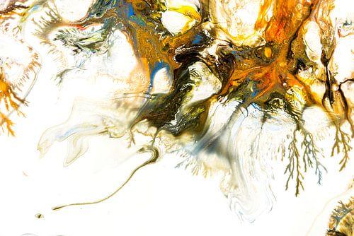 Acryl kunst 2011 van