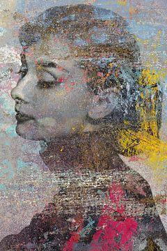 Audrey Hepburn von Maaike Wycisk
