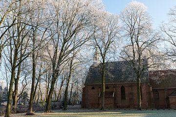 part of old monastery in holland  van Compuinfoto .
