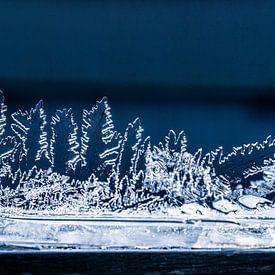 Ijskristallen, een wonder van de natuur van Jim De Sitter