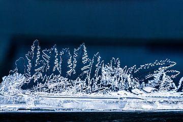Ijskristallen, een wonder van de natuur
