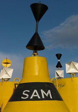 Médaille maritime jaune sur Sky Pictures Fotografie