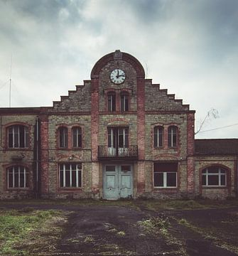 12h14 Verlassen der Fabrik von dafne Op 't Eijnde