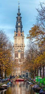 Zuiderkerk in Amsterdam van Peter Bartelings Photography