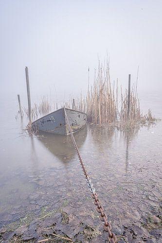 Een lekke boot