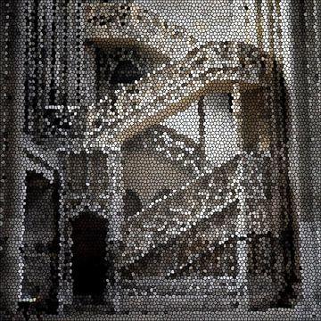 Kathedraal van Rouen (bewerkt) van Koolspix