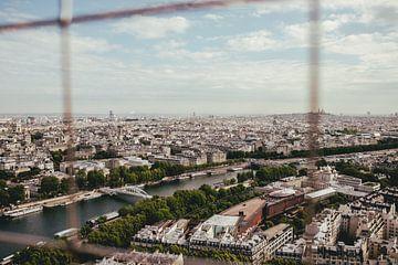 Tour Eiffel sur Eva Ruiten