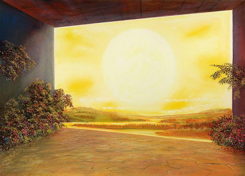 Fenêtre solaire sur Art Demo