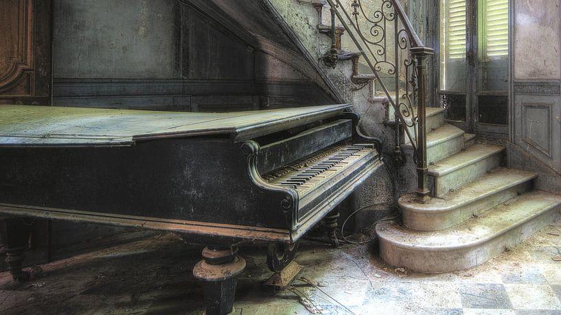 De piano van Truus Nijland