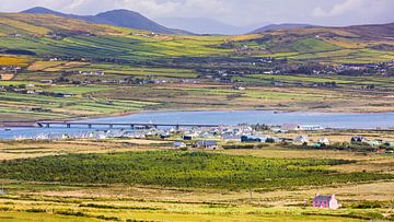 Portmagee, Ierland van Henk Meijer Photography
