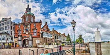 Dordrecht, Groothoofdspoort van Photo Dante