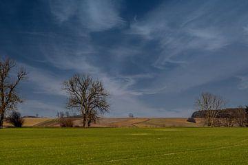DE - Baden-Württemberg : paysage souabe sur Michael Nägele