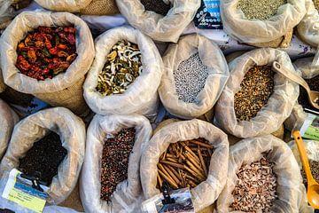kruiden en specerijen van P.D. de Jong
