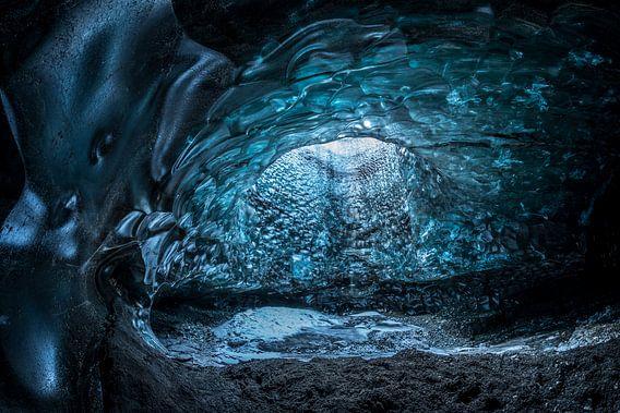 De magie van de ijsgrot