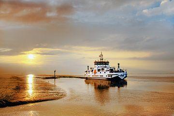 Veerboot Ameland sur Harrie Muis