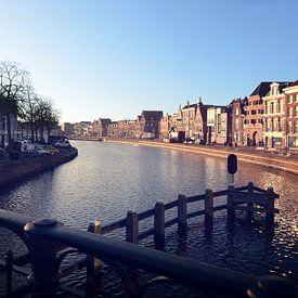 Haarlem Spaarne van Bo Kramers