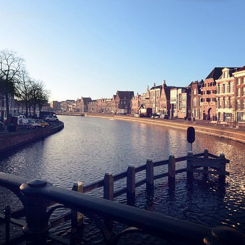 Haarlem aan het Spaarne van
