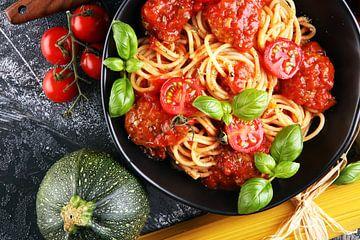 Heerlijke Italiaanse pasta van Beats