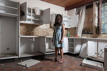 Kitchen from the past van Andrew van der Beek