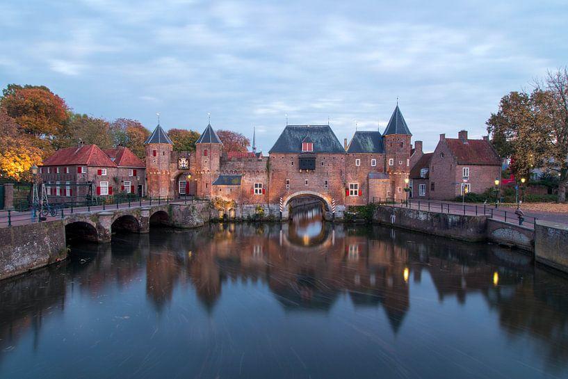 koppelpoort in Amersfoort van Maarten Starink Photography