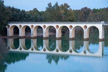 Oval Bridge sur Cornelis (Cees) Cornelissen