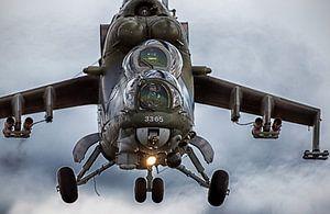 MI-24 Hind 3365  van