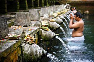 Tirta Empul op Bali