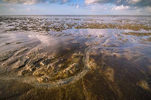 Waddenzee bij eb