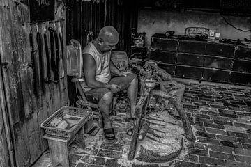Arbeiter von Michelle van den Boom