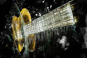 Guitare sur Luc V.be