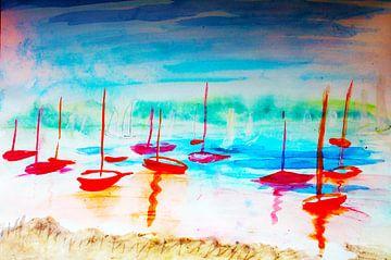 sailing van M.A. Ziehr