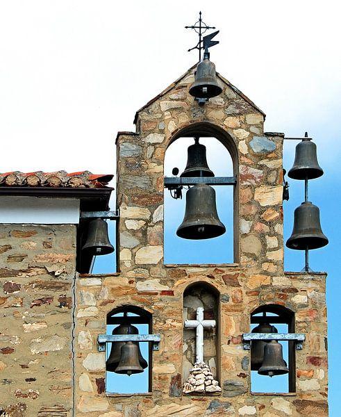 Klokkentoren Astorga van Sigrid Klop