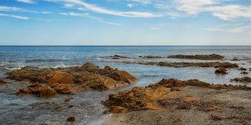 Strand von Sardinien von Claudia Moeckel