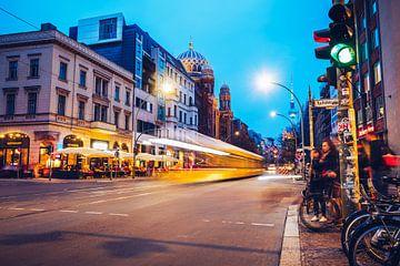 Berlin – Oranienburger Strasse sur Alexander Voss