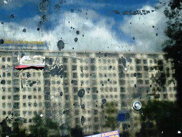 Urban Reflections 25 van MoArt (Maurice Heuts)