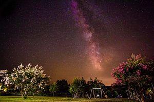 Die Milchstraße von