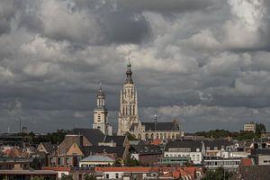 Grote Kerk - Breda - Noord Brabant - Nederland van I Love Breda