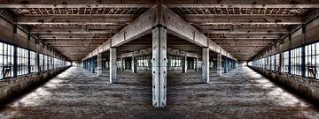 Strijp-S, ehemalige Philips-Fabrik in Eindhoven von Bas Wolfs