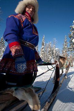 Lapland von Arthur van Iterson