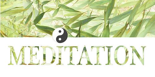 Meditation - more than letters