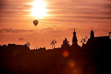 Sunset Maastricht