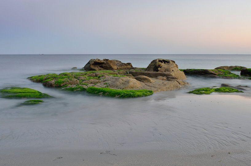 Franse kust van Mark Bolijn