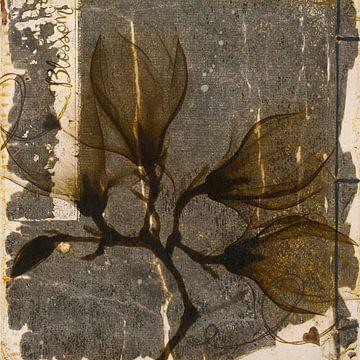Blossom - magnolia van Studio Papilio
