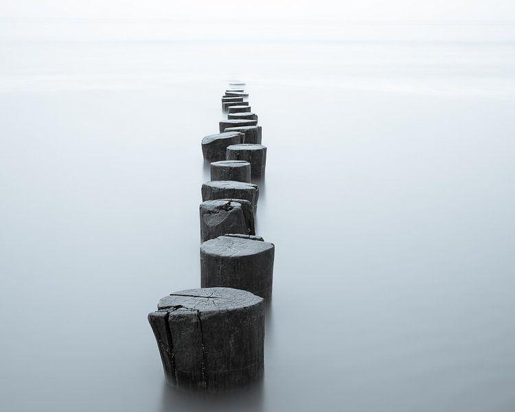 De rust van de Noordzee, deel II van Dave Zuuring