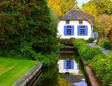 Haus in Giethoorn von Caroline Lichthart