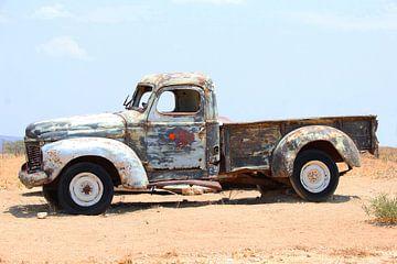 Chevy Pickup van Inge Hogenbijl